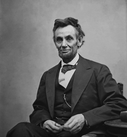 Abraham Lincoln small business owner