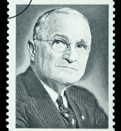harry truman small business owner