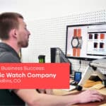 Vortic Watch-Company-OnDeck Small Business Loans