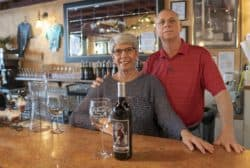 Wild Women Winery - Charlene and Ross