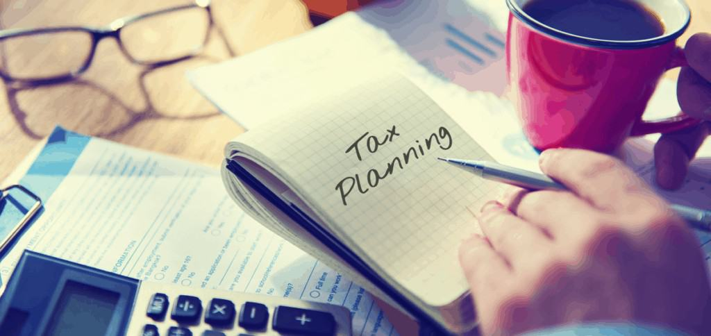 small business tax structure